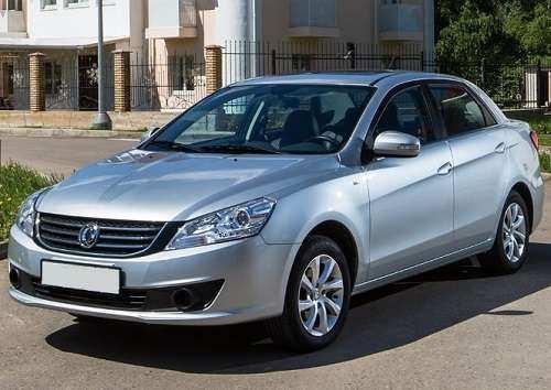 مشخصات فنی خودروی جدید دانگفنگ S30 اتوماتیک در ایران