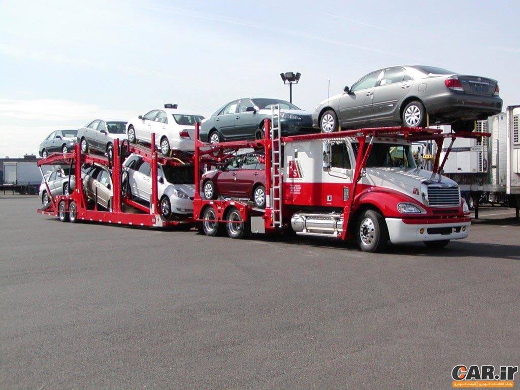 فروش عمده خودروهای گران قیمت
