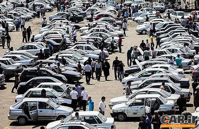 فروش خودروهای چپی