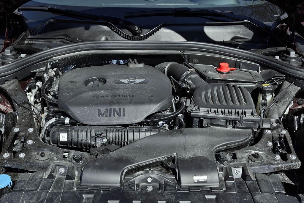 مینی کوپر S   فولکس گلف GTI