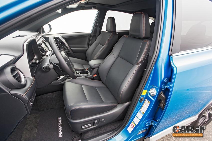 بررسی تویوتا روفور SE مدل 2016