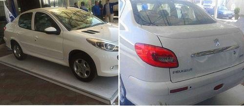 محصولات جدید ایران خودرو