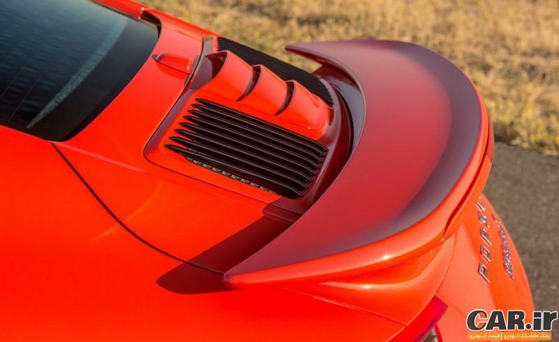 همه چیز درباره پورشه 911 توربو مدل 2017